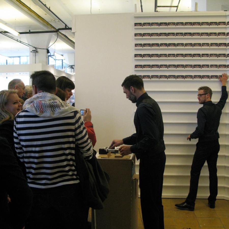 Factory Editions Maze de Boer 10