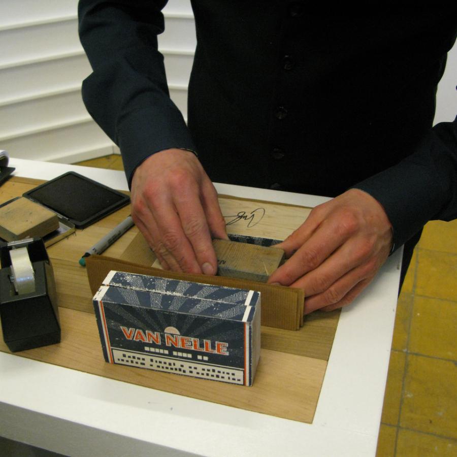 Factory Editions Maze de Boer 11