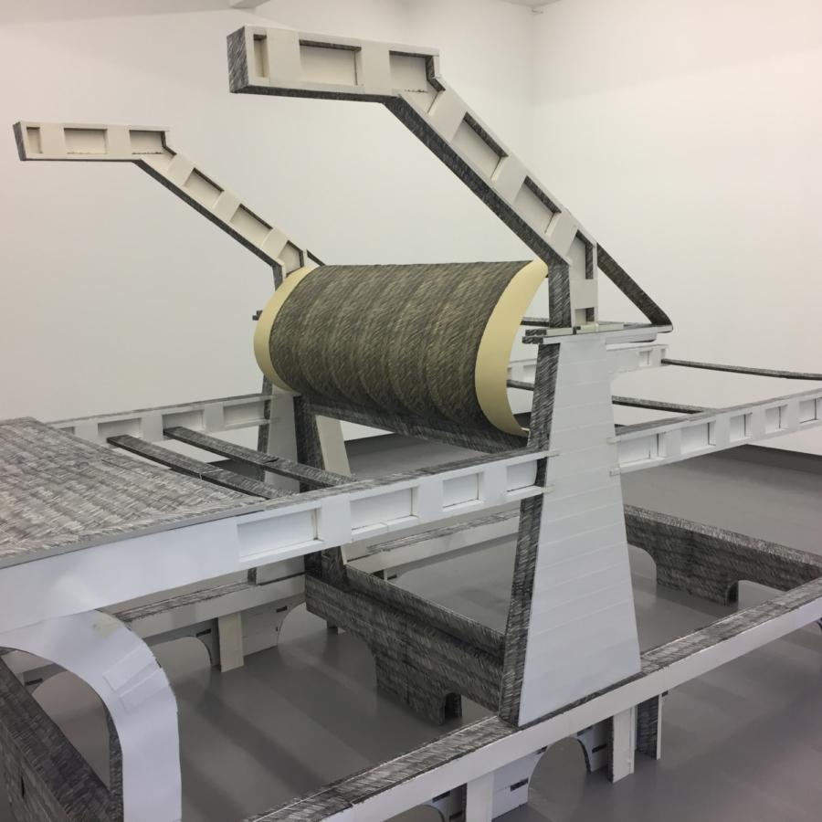 Paper weight Maze de Boer 9